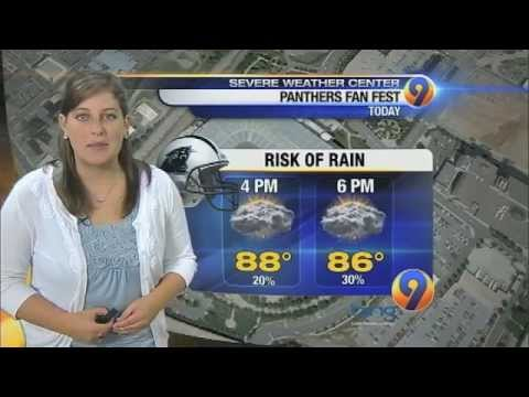 Elizabeth Garnett Weather Resume