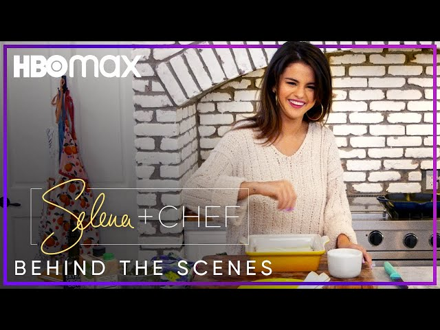 Selena Gomez Gives an Exclusive Look Into Her Kitchen | Selena + Chef | HBO Max