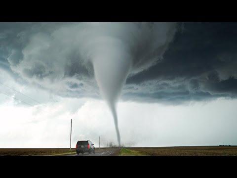 THE ULTIMATE TORNADO UP CLOSE - Divine Tornado Conception 4K