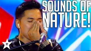 Most Amazing Voice Mix Audition Wins Golden Buzzer   Mongolia's Got Talent   Got Talent Global