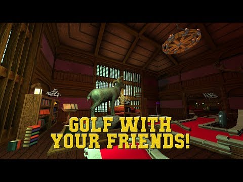 Golf with your Friends! the Sage playing with viewers - Haunted - ep 21