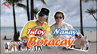 Tutoy with Nanay sa Bora!! (Part 1) thumbnail