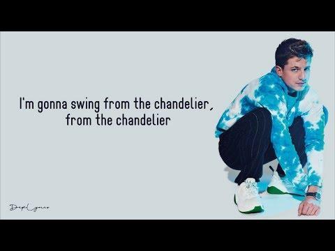 Charlie Puth - Chandelier  🎵