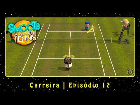Smoots World Cup Tennis (PC) Carreira | Episódio 17 |