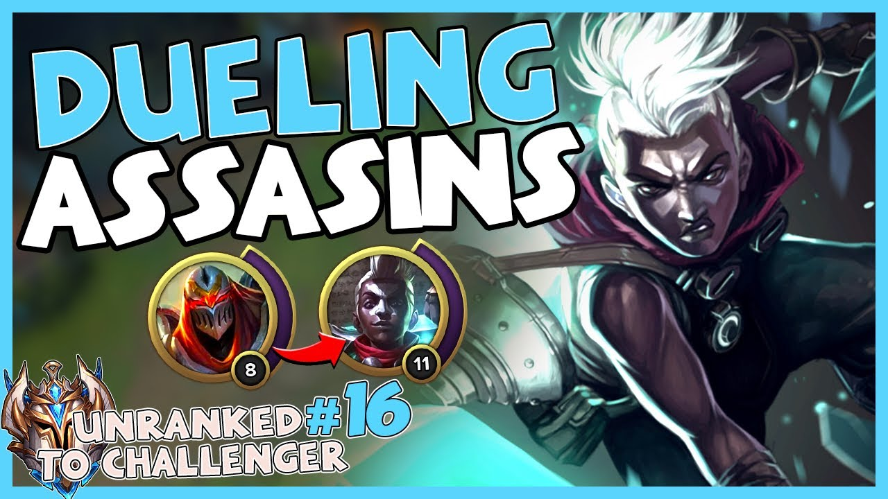 BEST COUNTER! MAKE ZED FF IN 15 MINUTES   UNRANKED TO CHALLENGER - League of Legends