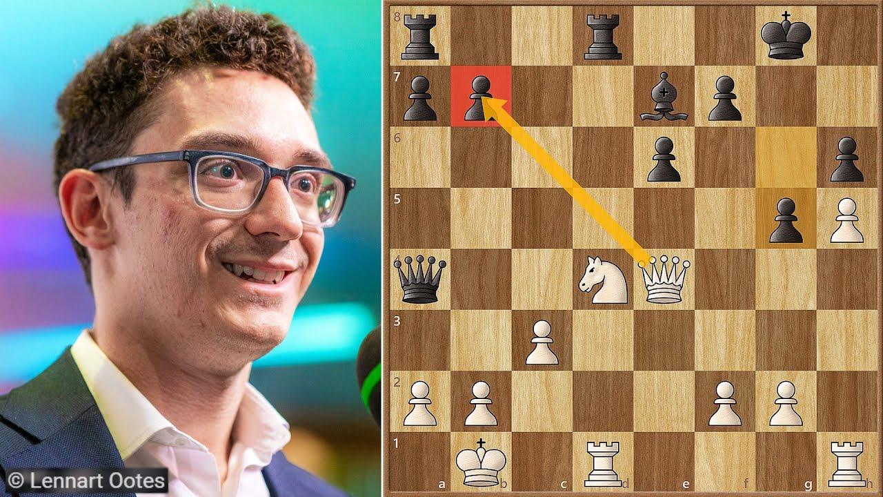 Download In Cold Blood! || Caruana vs Lupulescu || Superbet Chess Classic (2021)