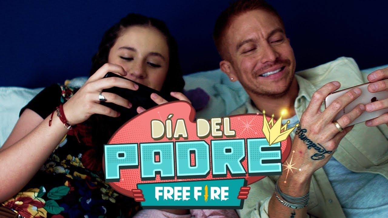 ¡PAPÁ ES EL MEJOR SOPORTE! 👊🤩 - Cortometraje | Garena Free Fire