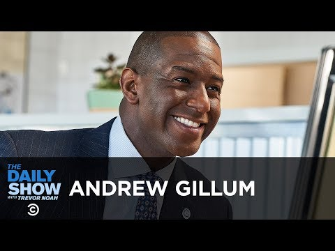 Andrew Gillum - Winning Hearts and Minds in Florida's Gubernatorial Race | The Daily Show