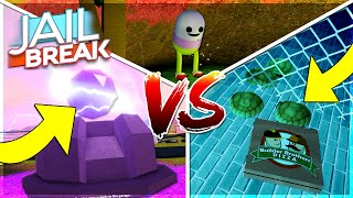 TOP 5 SECRET EASTER EGGS IN JAILBREAK ROBLOX (ROBLOX)