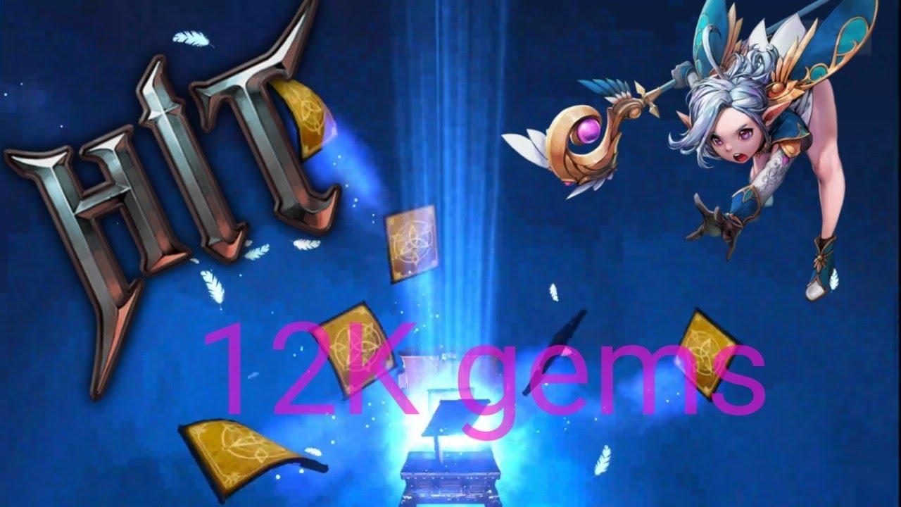 12K gem spending spree | new Fairy Tale costumes | Heros of Incredible Tales (HIT)
