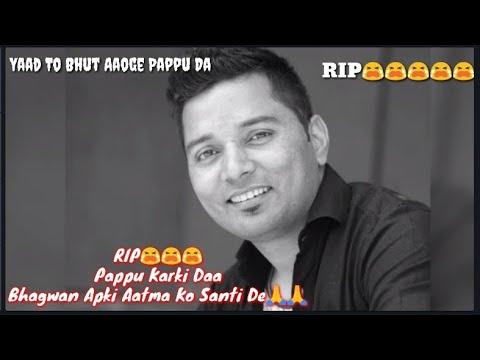Pappu Karki Special😭😭KAJAL KO TIKK LAGA LE __ KUMAONI STATUS VIDEO SONG __ PAPPU KARKI_HD