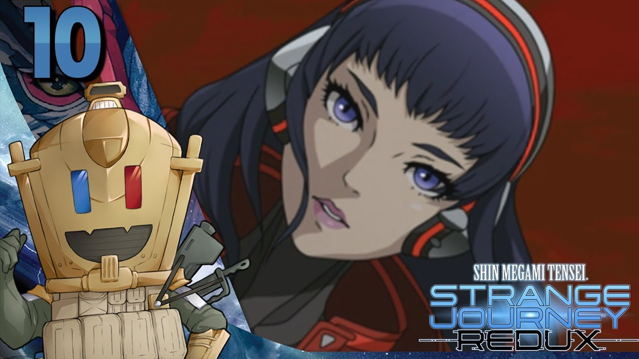 Shin Megami Tensei: Strange Journey Redux - Episode 10『Womb of Grief』
