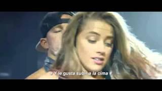 Magic Mike XXL (2015) - baile del espejo sub