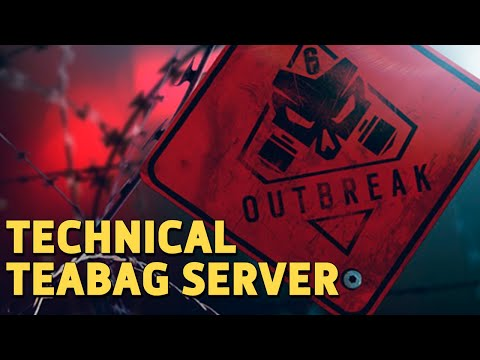 Technical Teabag Server