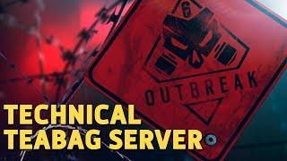 Technical Teabag Server /Rainbow Six Siege