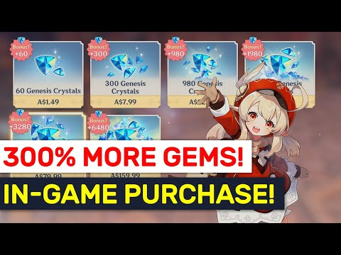 GET 300% MORE Value For $$$! Best Deals & Packages Explained! | Genshin Impact