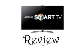 """Review: Samsung 46"""" 1080p LED SmartTV"""