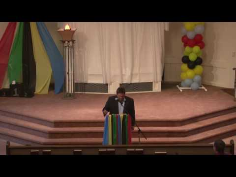 20160607 VBS Bible Study   Giving by Dennis Washington