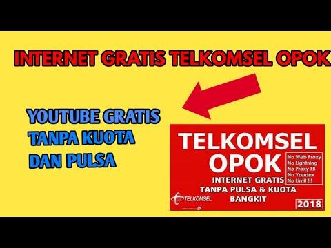 Telkomsel Opok 23 Desember 2018 Bebas Nonton Youtube Internet
