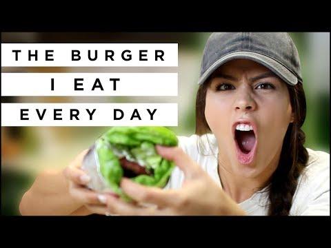 THE BEST MEATLESS BURGER | How to Cook with Megan Batoon | MeganBatoon