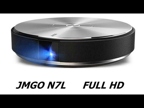JMGO N7L FullHD проектор на DLP LED технологии Полный обзор