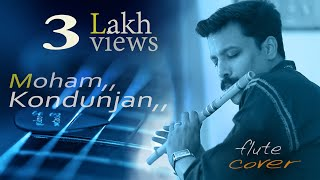 Moham kondunjan,,,,[Flute] Song By, Dileep Babu