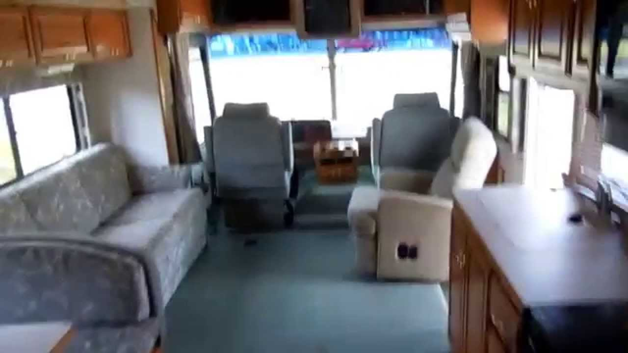 Sold 1998 Winnebago Adventurer 37 Ww Class A Motor Home