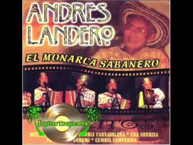 Andres Landero Teofilo El Gaitero