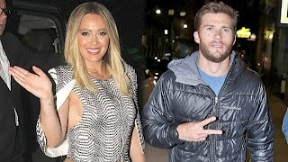 Hilary Duff and Scott Eastwood Spotted Flirting in LA | Splash News TV