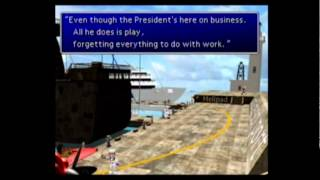 Final Fantasy VII Playthrough #043, Cargo Ship (3/3), Boss: Jenova-BIRTH; Costa del Sol