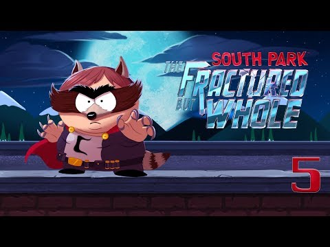 MITCH CONNOR...   SOUTH PARK: THE FRACTURED BUT WHOLE #5 - 10.24.