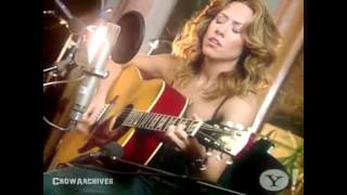 "Sheryl Crow - ""Everyday is a Winding Road"" (Solo, Acoustic)"