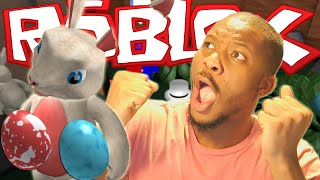 ROBLOX: SAVE THE EASTER BUNNY! - PLOT TWIST