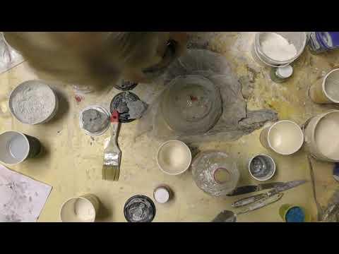 Шок!! Найдены сокрытые технологии древних. Каменная ваза из египетских катагомб