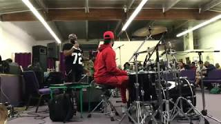 Simon Says @DBK clinic 2018 feat. Jeremy Haynes, Tony Taylor jr., Aaron Smith  e.g.