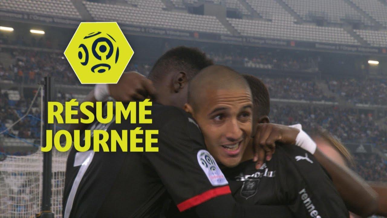 Résumé de la 5ème journée - Ligue 1 Conforama / 2017-18