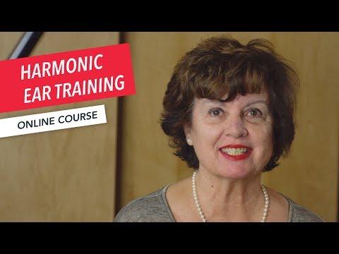 Harmonic Ear Training: Chord Progressions Course Overview | Music | Roberta Radley | Berklee Online