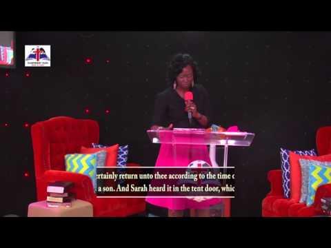 Pastor Rebecca Adeoye - 20th March 2016 1st Service