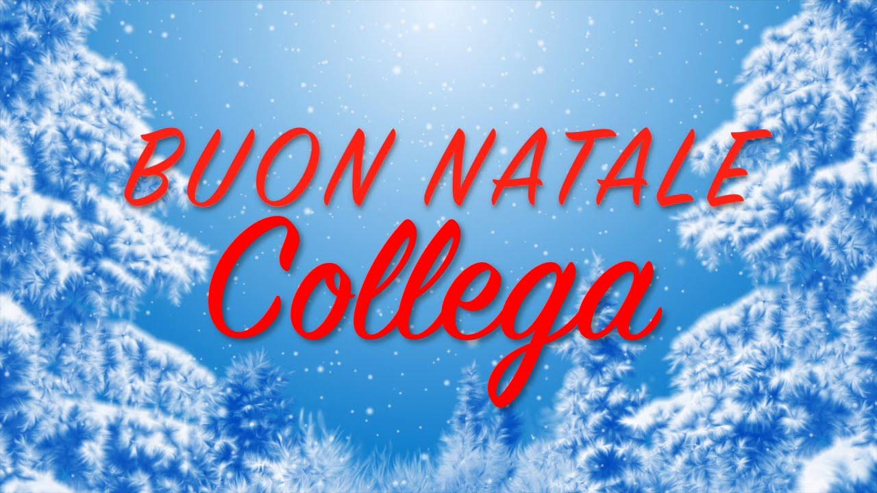 Auguri Di Natale Ai Colleghi Di Lavoro.Buon Natale Collega Auguri Divertenti Per Te