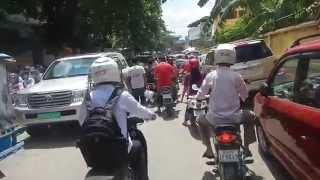 Repeat youtube video Complete Tour Of A Khmer Market Via Phnom Penh, Cambodia @nojokehoward