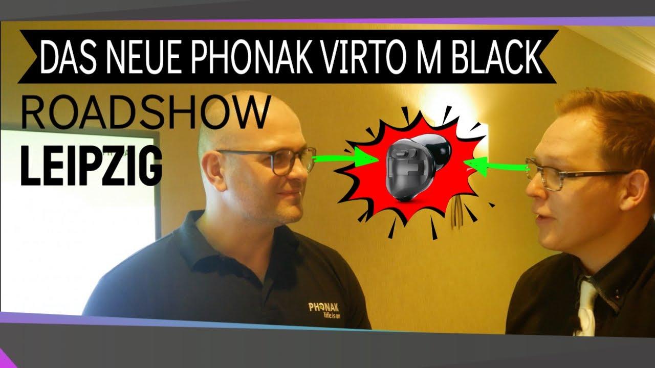 009 #unboxyourear - Das Phonak Virto M Black ImOhr Hörsystem mit Exklusivinterview mit Adam Schwarz