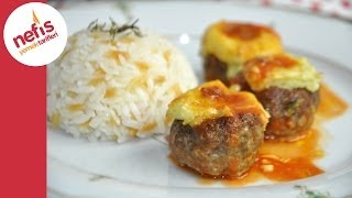 Patates Püreli Köfte Tarifi | Hasanpaşa Köfte | Nefis Yemek Tarifleri