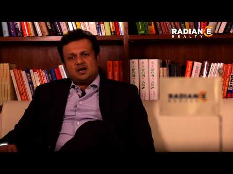 Our MD Varun Manian talks about the launch of Radiance Icon