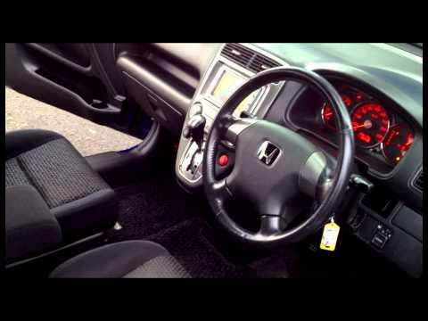 HONDA STREAM 2004, 2L, AUTO, 4WD, I-VTEC