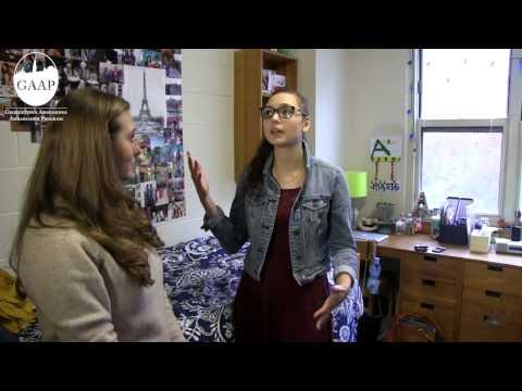 Georgetown Freshmen Residence Halls Tour