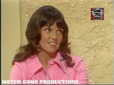 Match Game 74 (Episode 253) (With Slate) (Gene's Rolling Entrance)