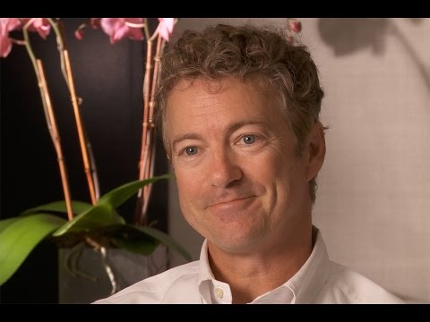 """Rand Paul: Republicans Can Only Win if """"They Become More Live and Let Live"""""""