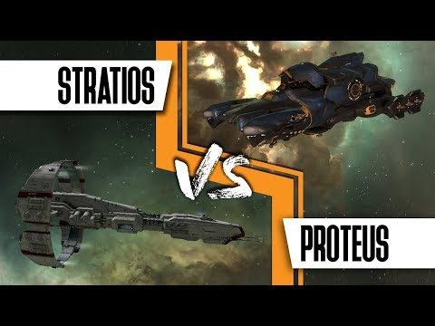 Hunting The Belters: Proteus Vs Stratios