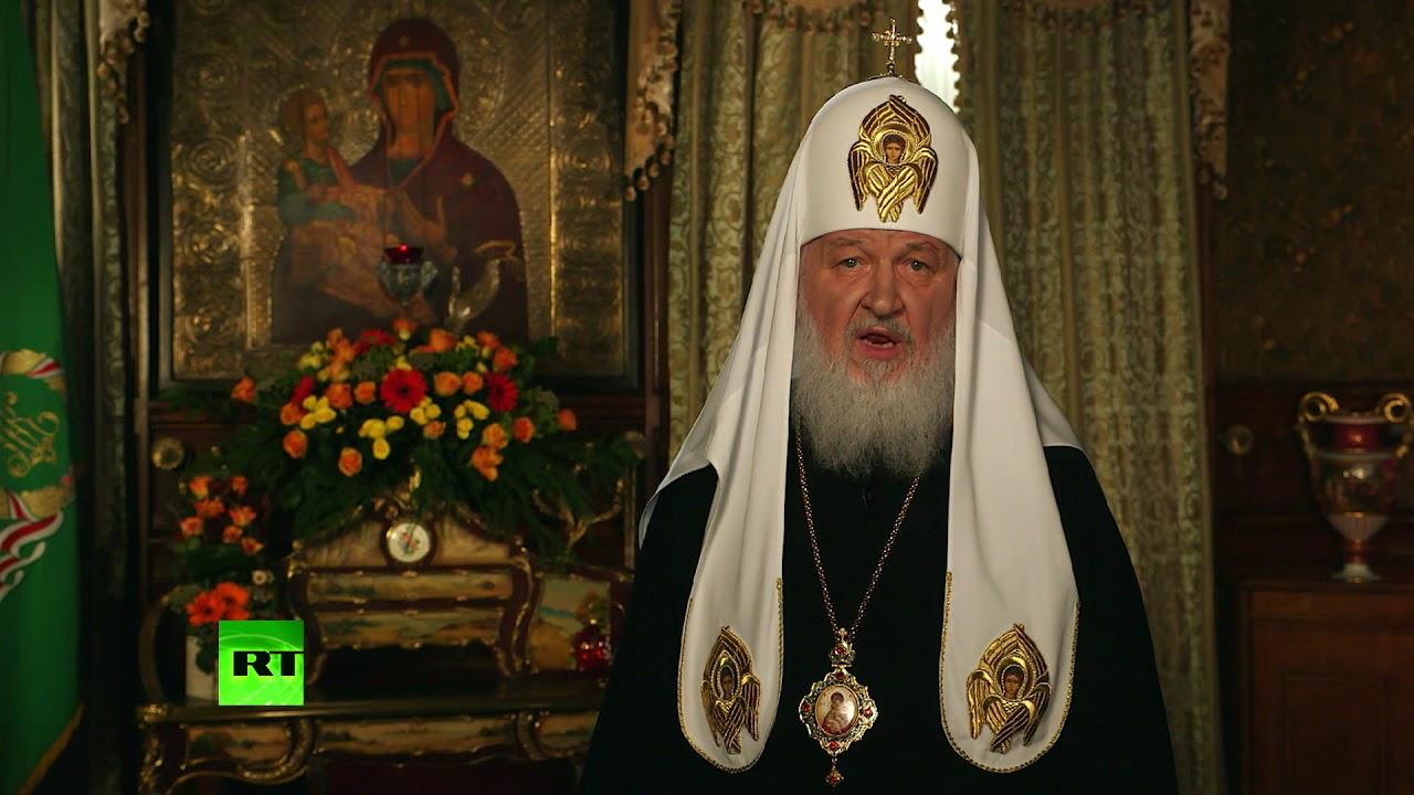 «Пусть радость наполнит каждый дом»: Патриарх Кирилл поздравил верующих с Пасхой