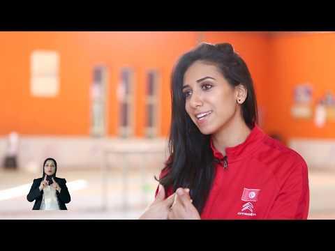 رياضية: إيناس البوبكري سفيرة الرياضة التونسية إلى منصات التتويج  - 13:54-2019 / 8 / 10